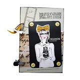 BUKU UNIK Fashion Photographer [PCBB-54] - Scrapbook and Patchwork